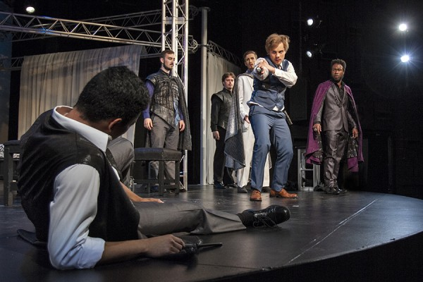 "University Players production of ""Othello"""