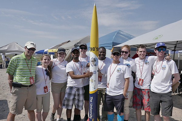 University of Windsor Rocketry Team