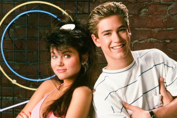 cast photo: Saved by the Bell