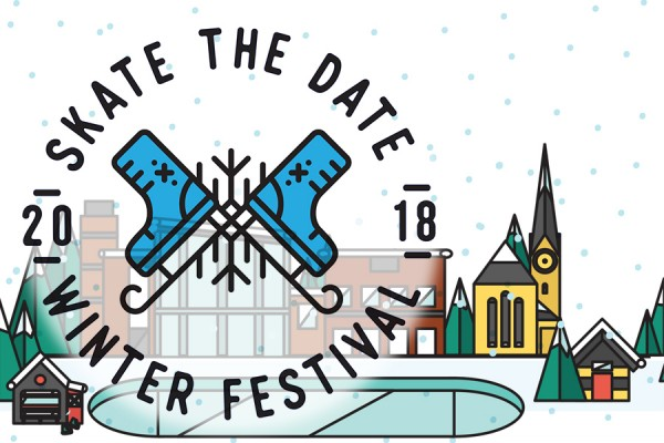 Skate the Date graphics