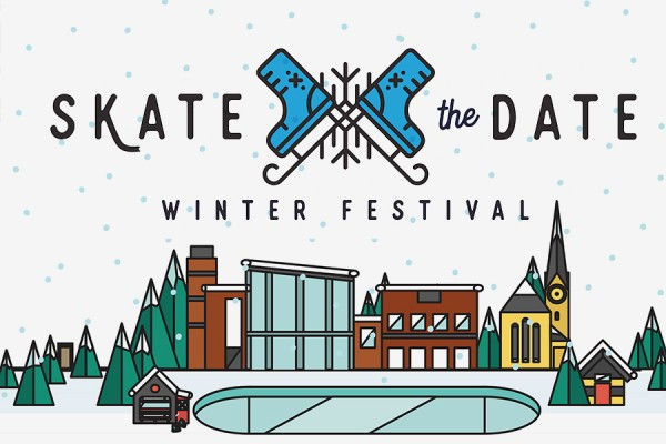Skate the Date Winter Festival