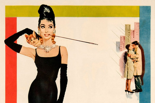 poster image from Breakfast at Tiffanys