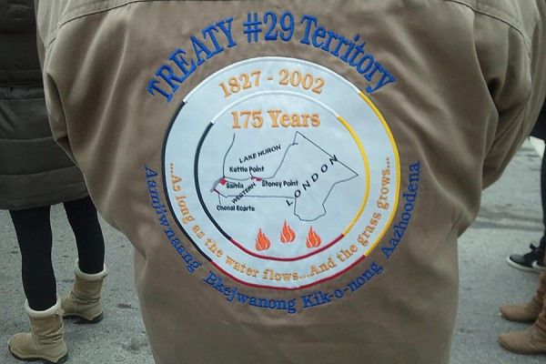 jacket mapping territory of the Three Fires Conferedacy