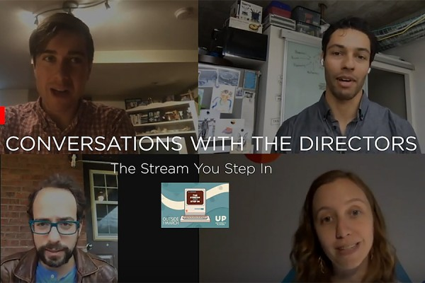 "directors of the four pieces of ""The Stream You Step In."""