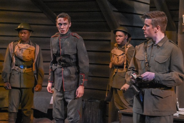 "University Players production of ""Journey's End"""