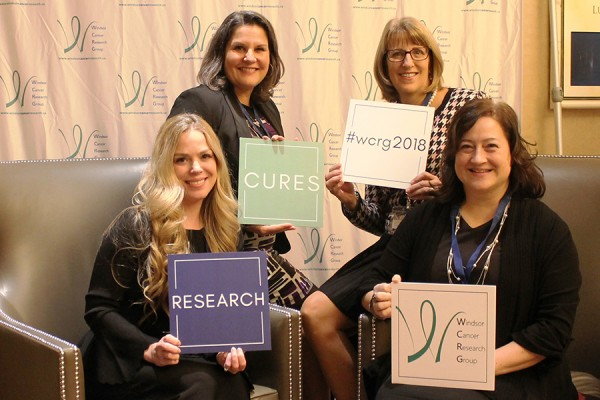 Windsor Cancer Research Group's 4th Biennial International Cancer Research Conference