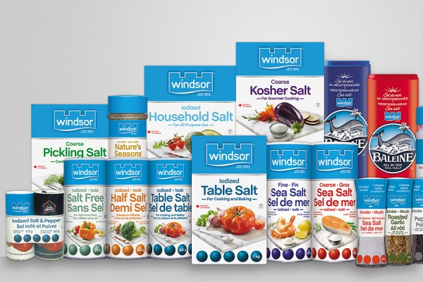 Salt products