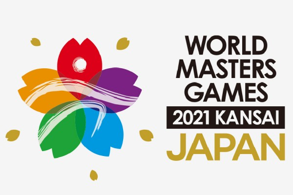 logo of 2021 World Masters Games