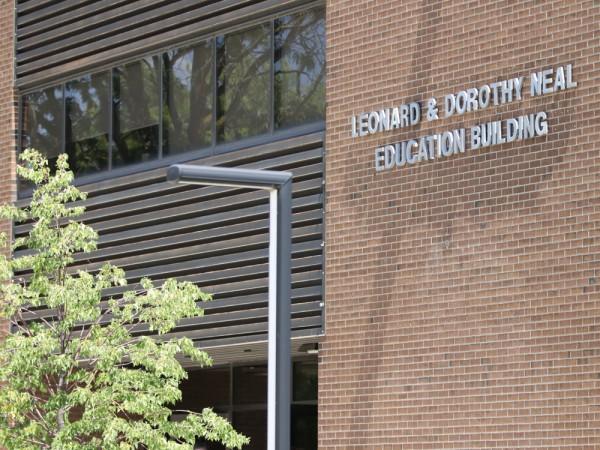 The Leonard and Dorothy Neal Education Building was temporarily closed on Monday, July 9 because of a mechanical issue.