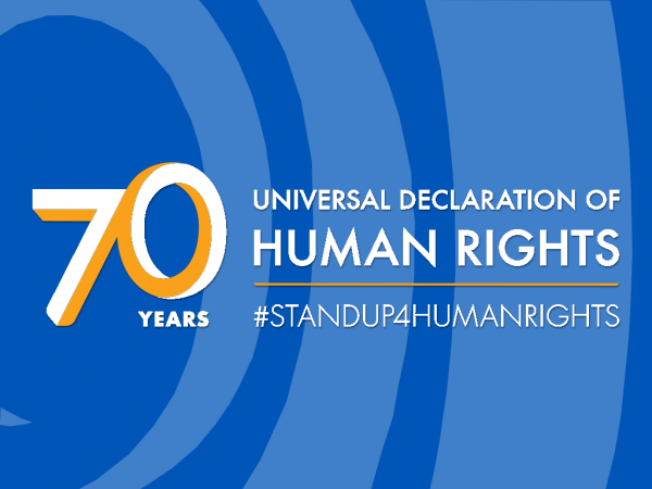 UWindsor criminology professor Randy Lippert will be travelling to Ireland later this month to present on the Universal Declaration of Human Rights.