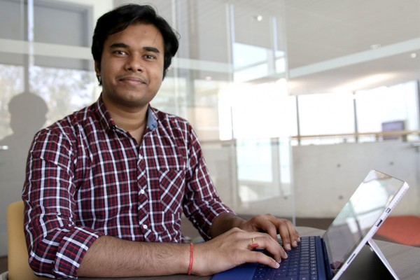 University of Windsor computer science student Jai Priyadarshi recently completed a year-long internship with German manufacturing company Schaeffler Technologies.