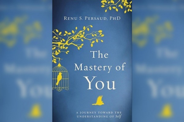 Renu Sharma-Persaud will be signing copies of her book, The Mastery of You, at the University Bookstore on Nov. 22 at 12:30 p.m.