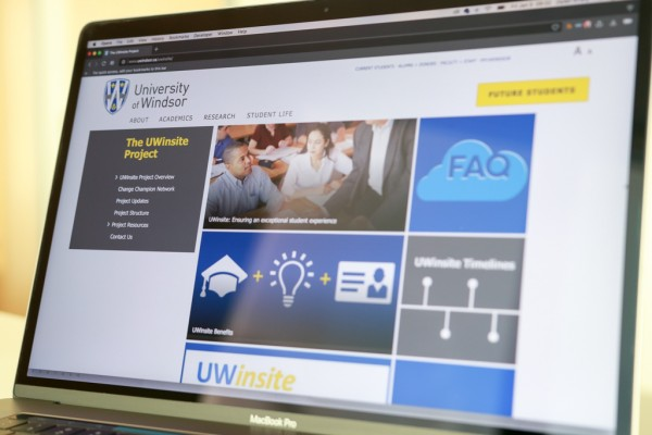 The University of Windsor is in the process of transitioning from its current FIS to the new UWinsite Finance.