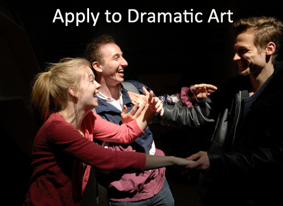 Apply to Dramatic Art