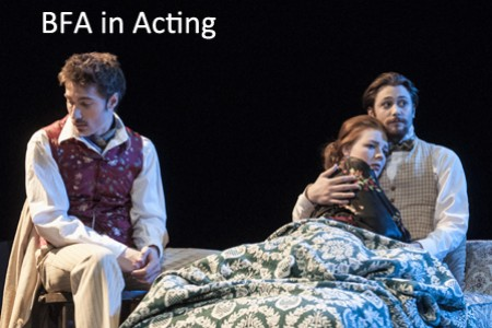 BA in Theatre or BFA in Acting?