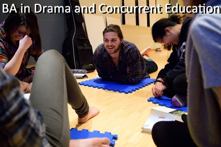 BA in Drama and Concurrent Education