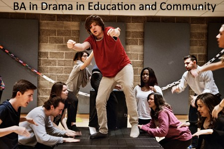 BA in Drama in Education and Community