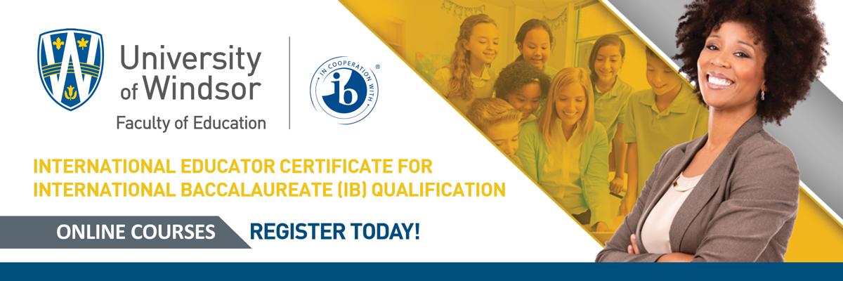 International Educator Certificate for International