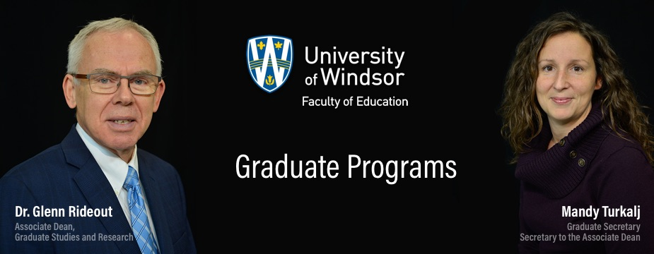 M Ed  and Ph D  Programs | Faculty of Education