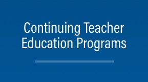 Continuing Education Programs