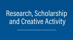 Research, Scholarship and Creative Activity