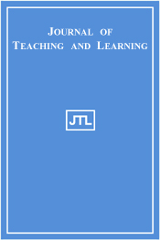 Journal of Teaching and Learning