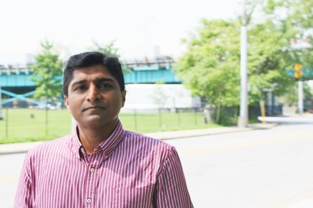 Picture Muhammad Razzaq, Ph.D. Student, Department of Civil and Environmental Engineering