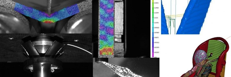 Crashworthiness, Impact, and Materials Deformation (CIMD) Research Lab