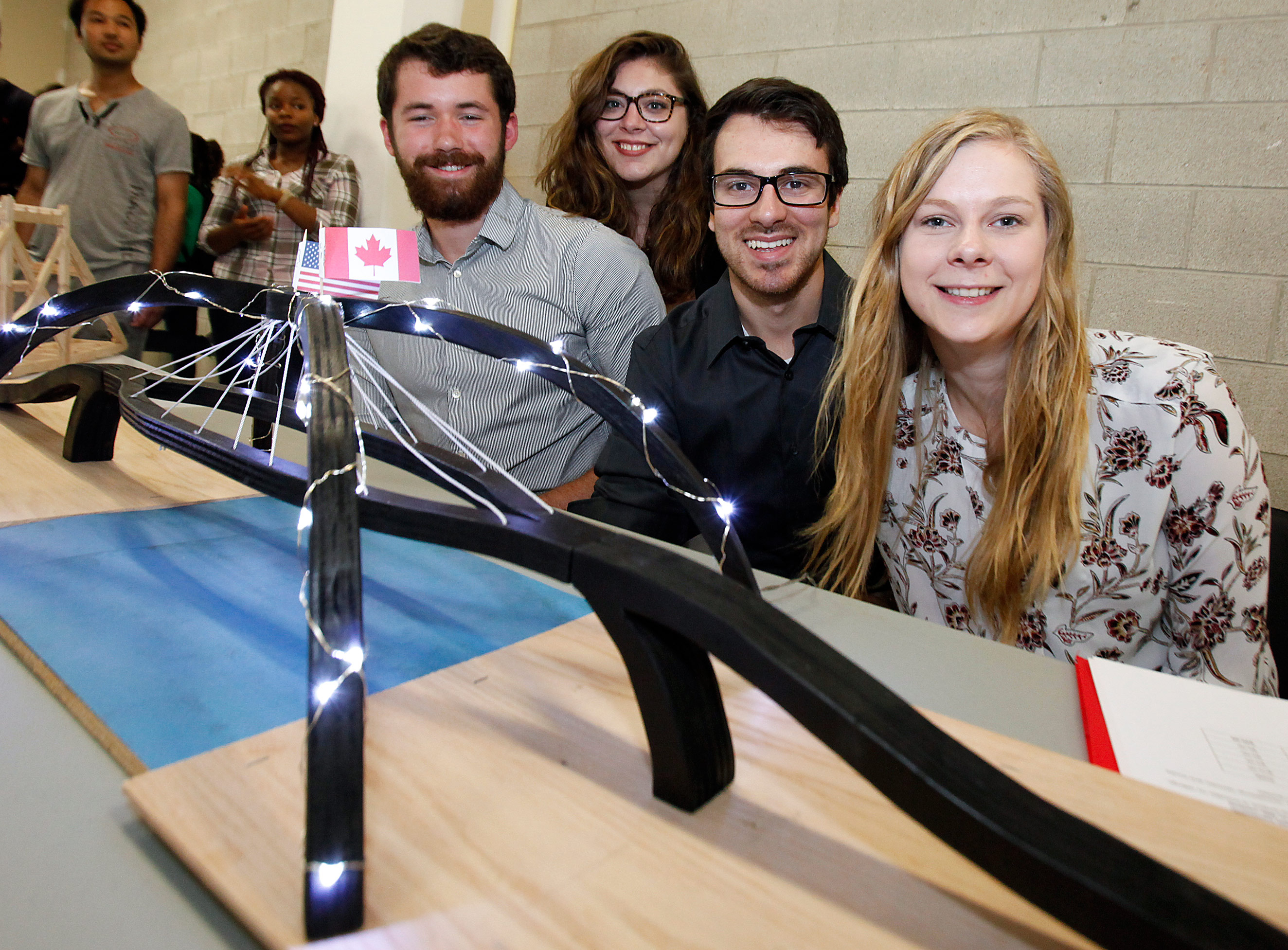 Student Projects Bridge Gap Between Theory And Practice Faculty Of Engineering