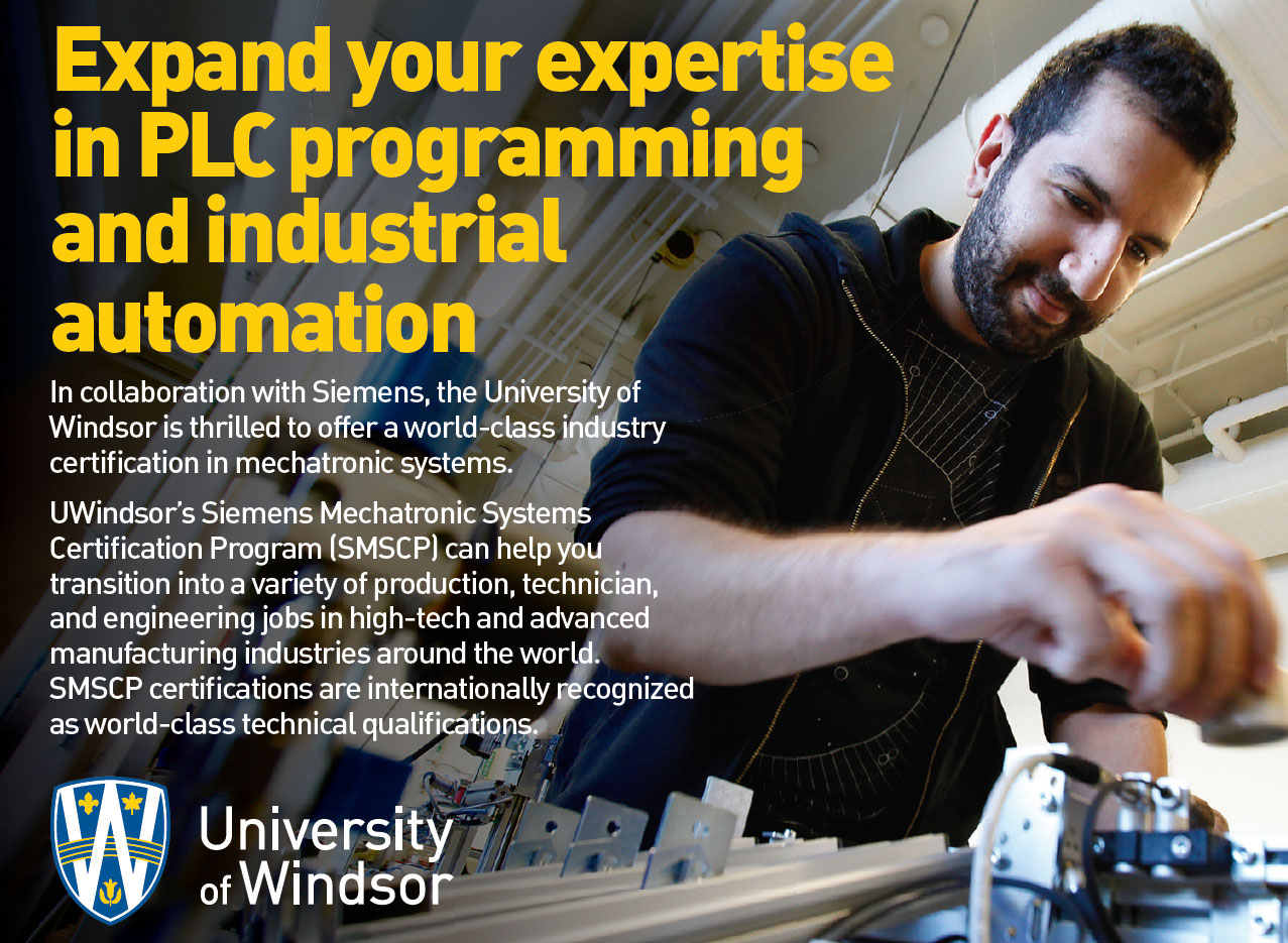 Siemens Mechatronic Systems Certification Program | Faculty of