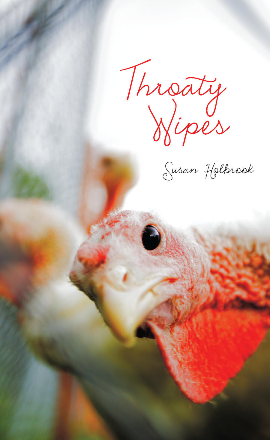 Throaty Wipes by Susan Holbrook