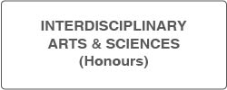 Go to our site for Interdisciplinary Arts and Sciences Honours
