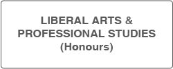 go to our site for liberal arts and professional studies honours
