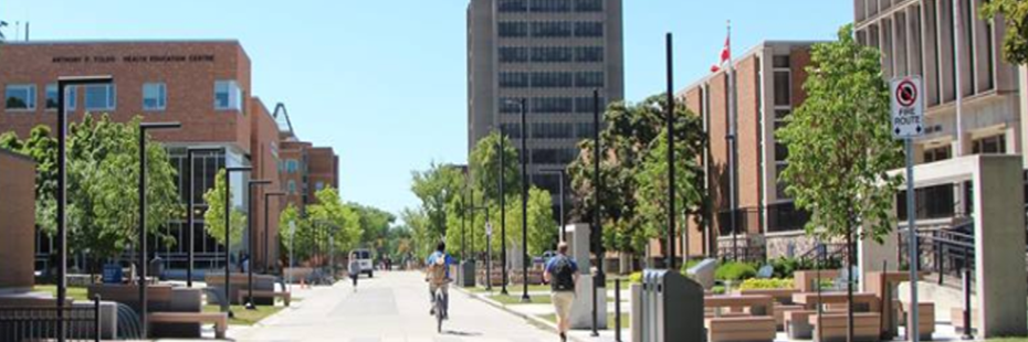 University of Windsor Campus
