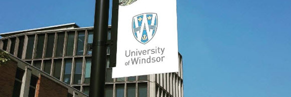 University of Windsor Banner