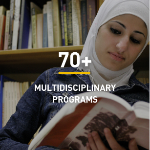 70 Plus Multidisciplinary Programs