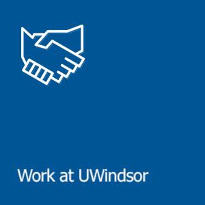 Work at UWindsor icon
