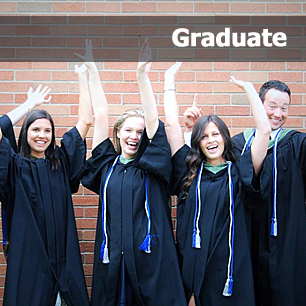 Kinesiology graduate students at convocation