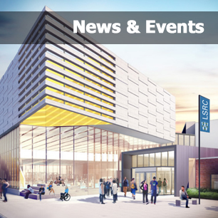 Architectural rendering of the new LSRC