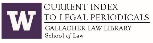 Current Index to Legal Periodicals logo