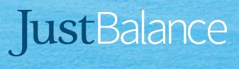 Just Balance Logo