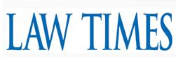 Law Times Logo