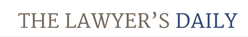 The Lawyers Daily logo