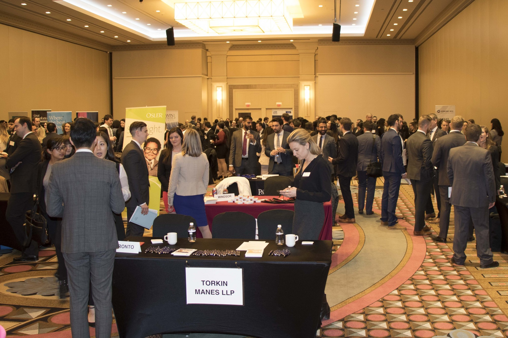 Windsor Law Career Day 2018