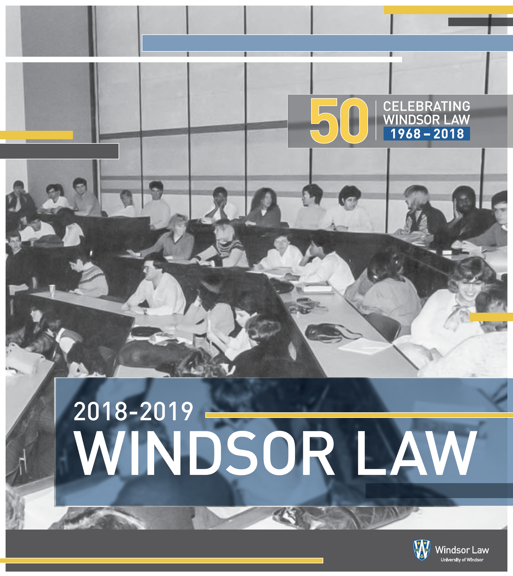 2018-2019 Windsor Law Prospectus