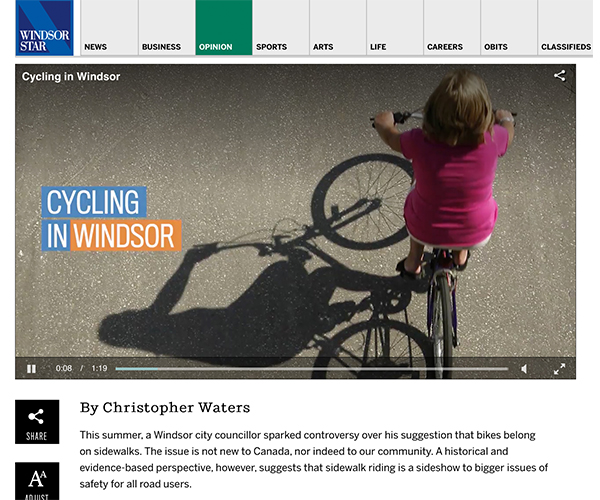 Windsor Star Story Preview