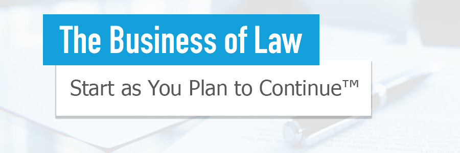 Business of Law Course