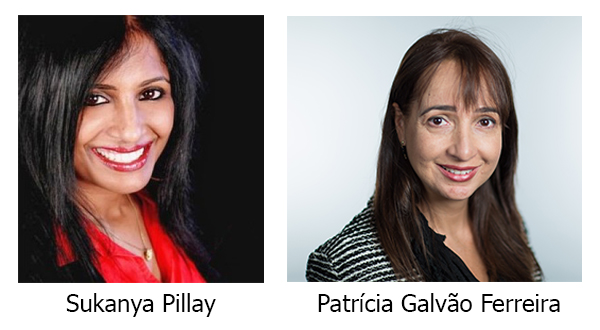 Picture of Windsor Law Professors, Sukanya Pillay and Patrícia Galvão Ferreira