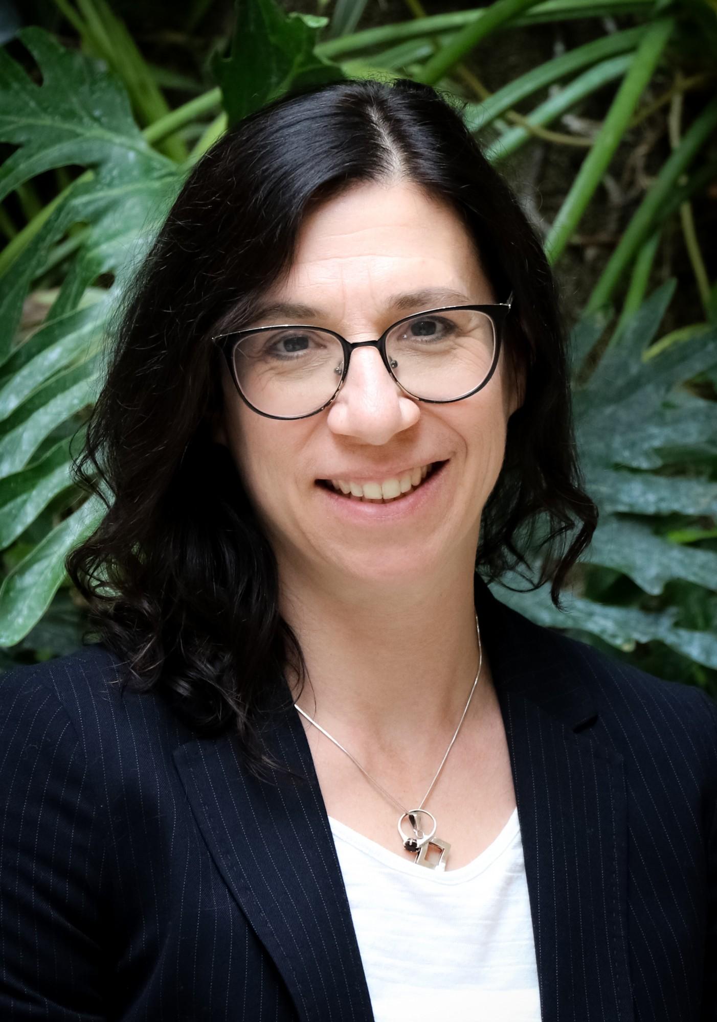 Assistant Professor, Jillian Rogan