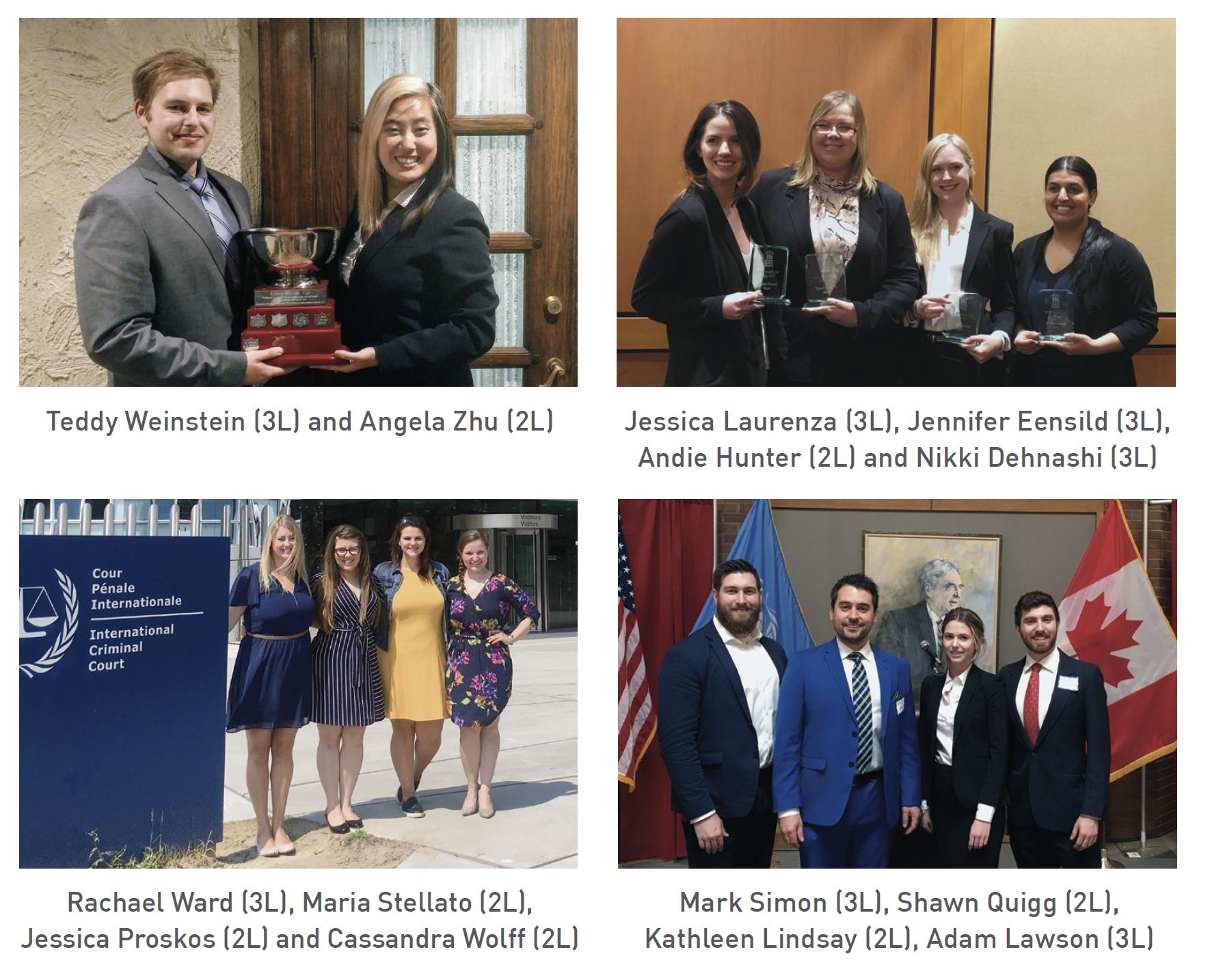 2018 Moot Winner Photos
